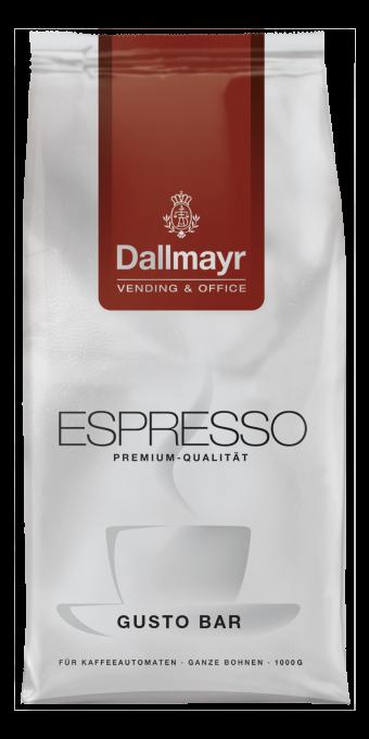 Dallmayr Espresso Gusto Bar